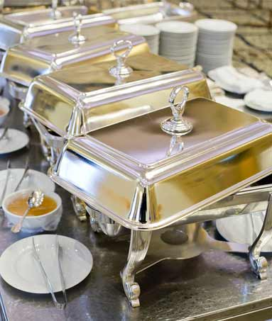 buffet catering tulsa
