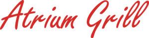 atrium grill logo