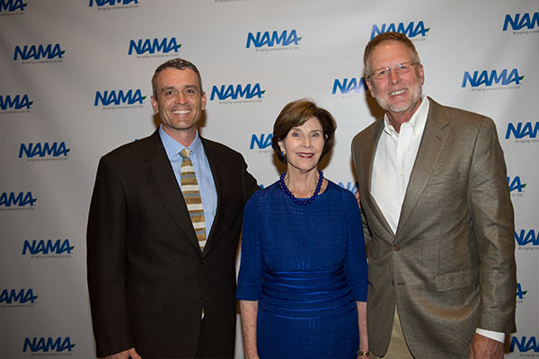 NAMA's Award Photos and Presentation Video