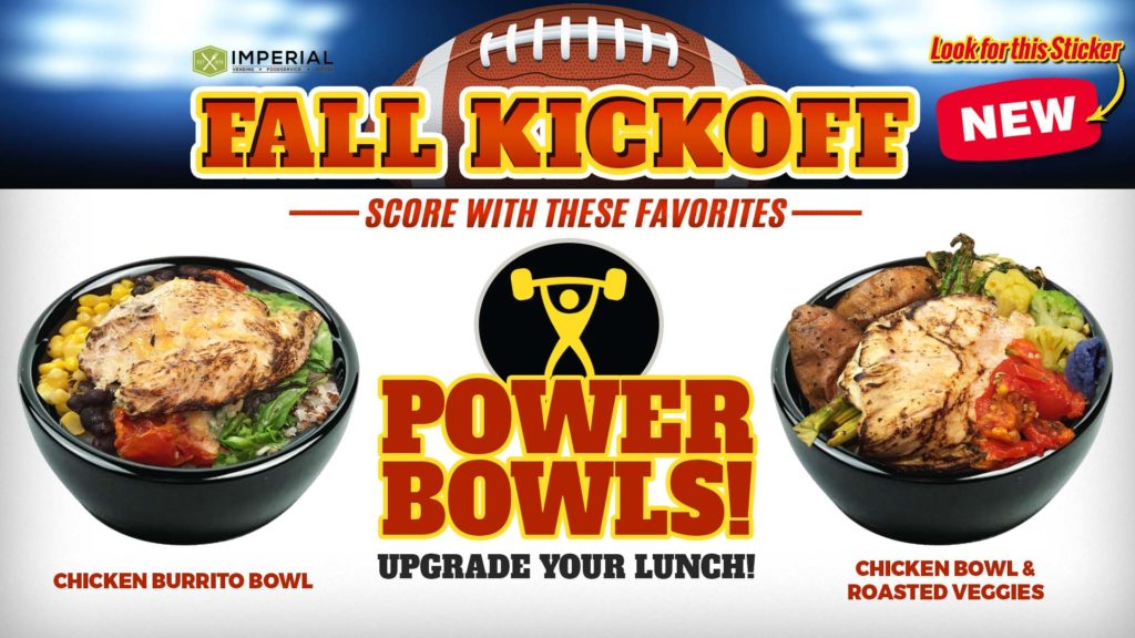 Chicken Power Bowls