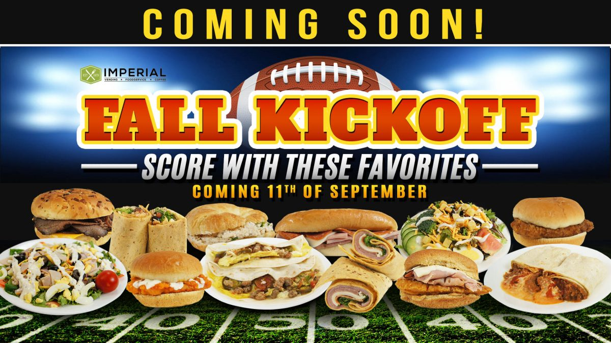 Coming Soon – Fall Kickoff!