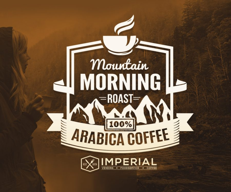 Introducing Imperial's New Coffee Blend!