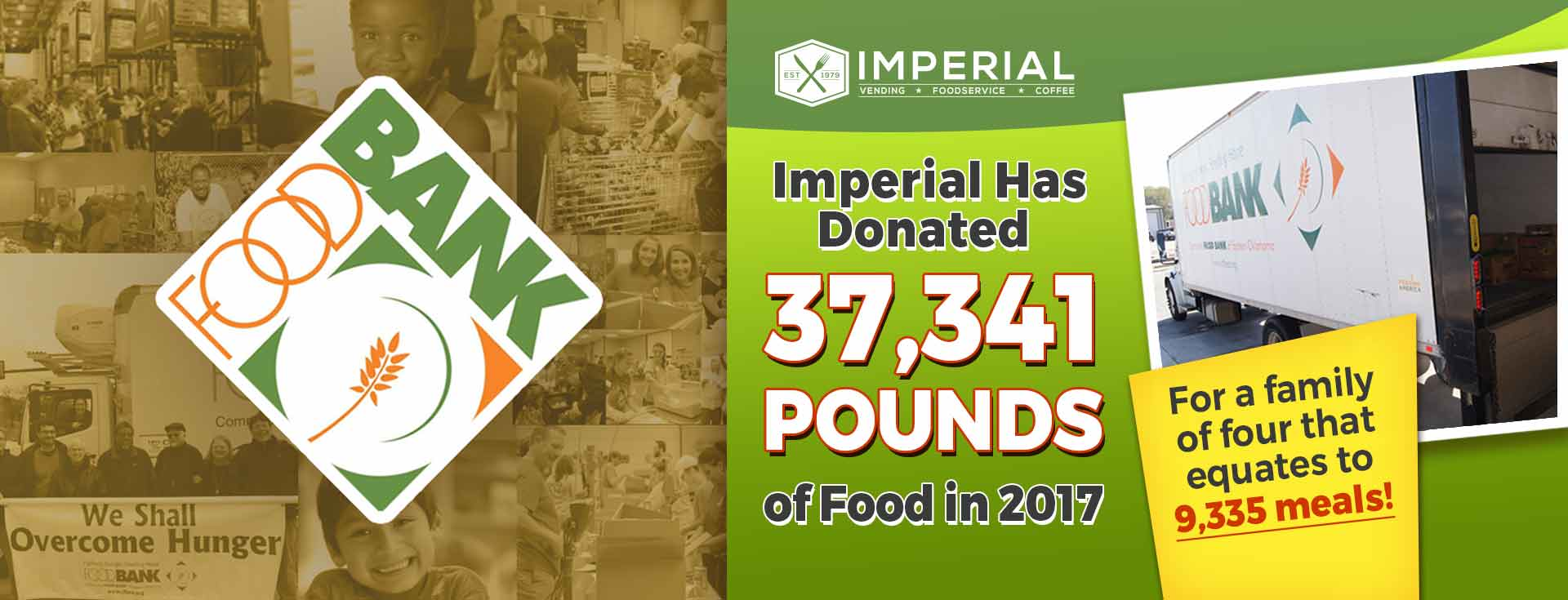 food donations 2017