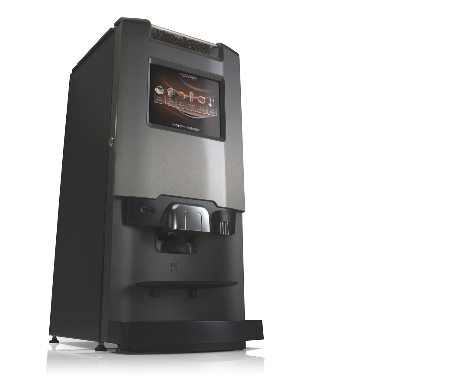 De Jong Duke Virtu Coffee Machine