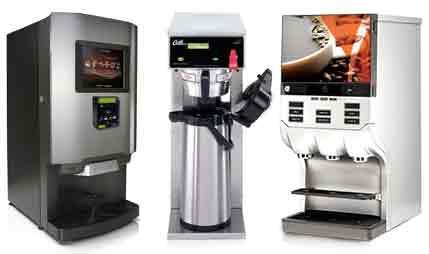 tulsa cappuccino machine