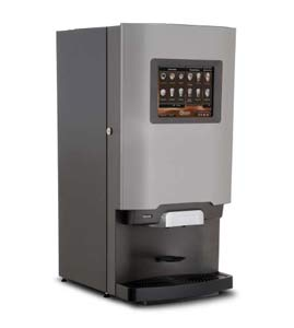 virtu coffee machine